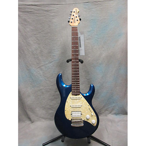 Ernie Ball Music Man Silhouette Special Solid Body Electric Guitar