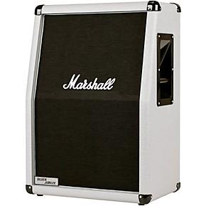 marshall silver jubilee 140w 2x12 vertical slant extension guitar speaker cabinet guitar center. Black Bedroom Furniture Sets. Home Design Ideas