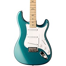 Silver Sky with Maple Fretboard Electric Guitar Dodgem Blue