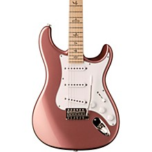 Silver Sky with Maple Fretboard Electric Guitar Midnight Rose