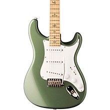Silver Sky with Maple Fretboard Electric Guitar Orion Green