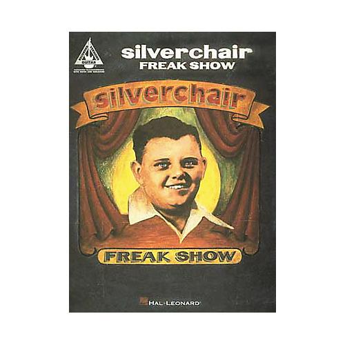 Hal Leonard Silverchair Freak Show Guitar Tab Book