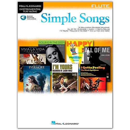Hal Leonard Simple Songs (Flute) Flute