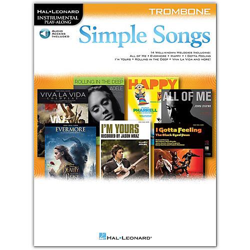 Hal Leonard Simple Songs (Trombone) Trombone