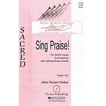 Pavane Sing Praise! Score & Parts Composed by Allan Robert Petker