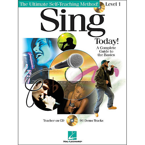 Hal Leonard Sing Today! Level One (Book/CD)