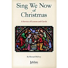 JUBILATE Sing We Now of Christmas SATB Choral Book
