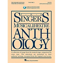 Hal Leonard Singer's Musical Theatre Anthology Duets Volume 2 Book/2CD's