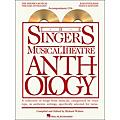 Hal Leonard Singer's Musical Theatre Anthology Teen's Edition Baritone/Bass CD's Only thumbnail