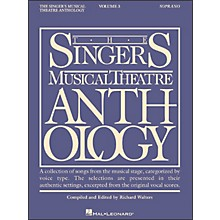 Hal Leonard Singer's Musical Theatre Anthology for Soprano Volume 3
