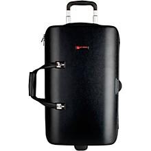 Single / Double / Triple Horn ZIP ABS Case Black