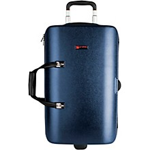 Single / Double / Triple Horn ZIP ABS Case Blue