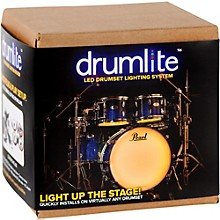 DrumLite Single LED Banded Lighting Kit for 12x9, 14x14, & 20x15 Drums Level 1