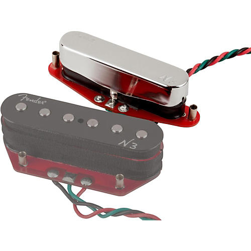 fender single n3 noiseless tele neck pickup guitar center. Black Bedroom Furniture Sets. Home Design Ideas