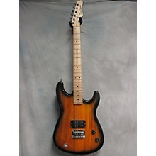 Davison Single Pick Up Solid Body Electric Guitar