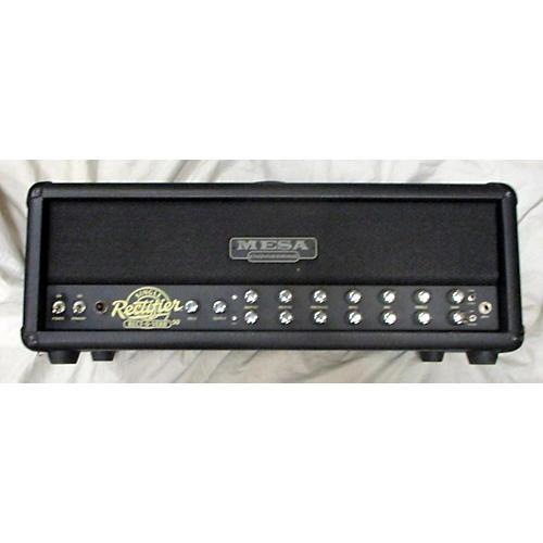 used mesa boogie single rectifier 50w tube guitar amp head guitar center. Black Bedroom Furniture Sets. Home Design Ideas