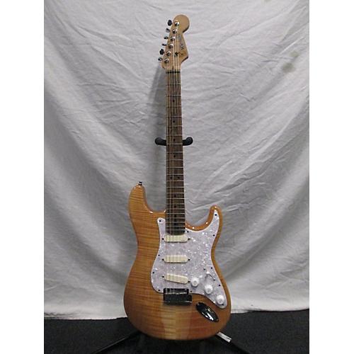 Warmoth Singlecut W/ EMGs Solid Body Electric Guitar