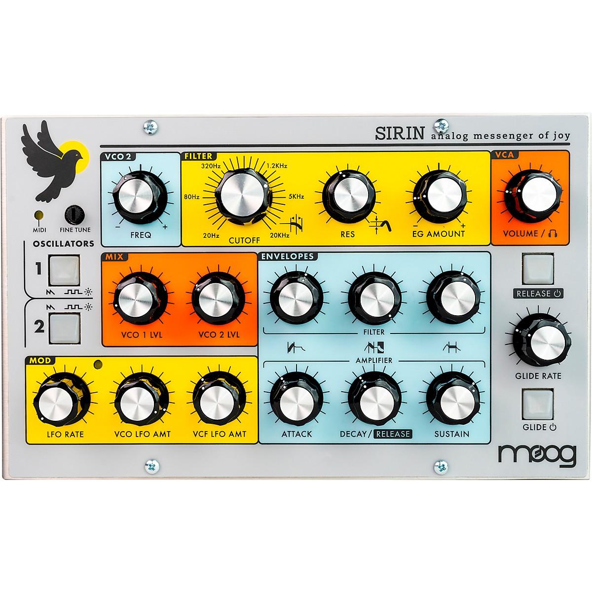 Moog Sirin Analog Synthesizer Module