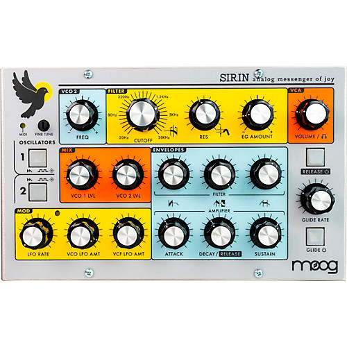 Moog Sirin Analog Synthesizer Module
