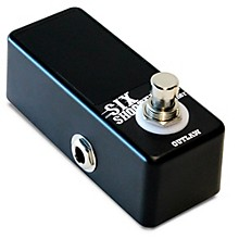 Outlaw Effects Six Shooter II Tuner Pedal