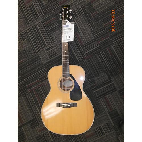 Yamaha Sj180 Natural Acoustic Guitar