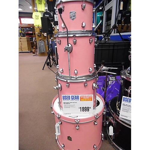 Evans Sjc Drum Kit