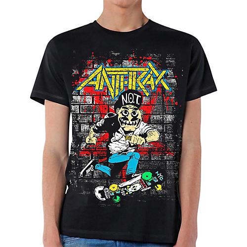 Anthrax Skater Guy T-Shirt