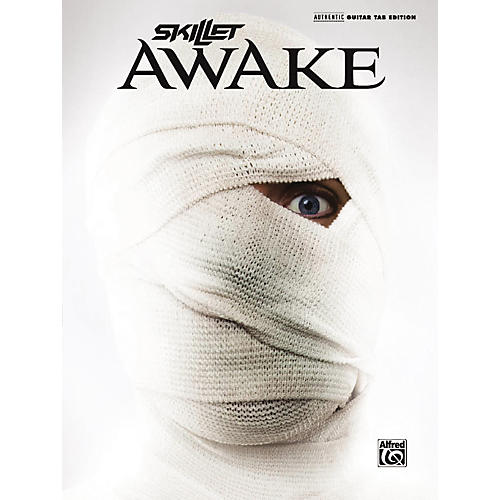 Alfred Skillet - Awake Guitar Tab Book