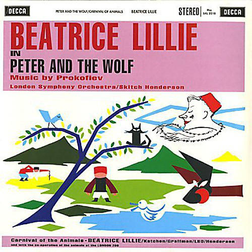 Alliance Skitch Henderson - Prokofiev / Peter and the Wolf