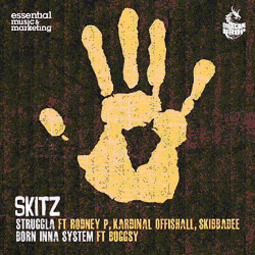 Alliance Skitz - Struggla (Engine-Earz Experiment Remix) B/W Born