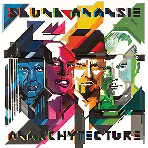Alliance Skunk Anansie - Anarchytecture