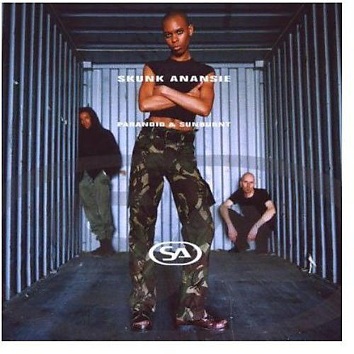 Alliance Skunk Anansie - Paranoid & Sunburnt