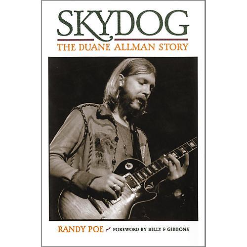 Backbeat Books Skydog - The Duane Allman Story Book