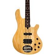 Skyline 44-02 4-String Bass Natural Rosewood Fretboard
