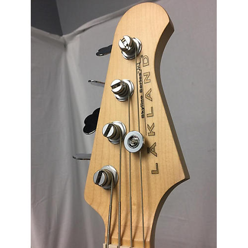 Lakland Skyline 44-51 Maple Fretboard Electric Bass Guitar