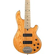 Skyline 55-01 5-String Bass Guitar Natural Maple Fretboard