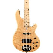 Skyline Deluxe 55-02 5-String Bass Level 2 Cherry Sunburst, Maple Fretboard 190839327635