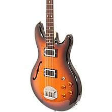 Skyline Hollowbody Bass Level 2 3-Color Sunburst 190839446435