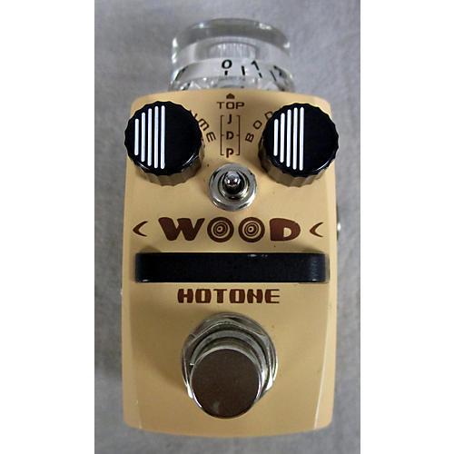Hotone Effects Skyline Wood Acoustic Guitar Simulator Pedal