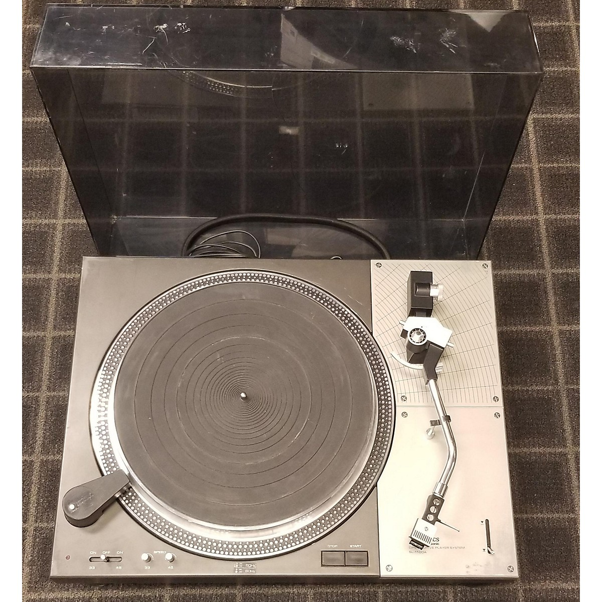 Technics Sl1100A Turntable