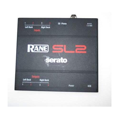 Rane Sl2 Serato DJ Controller