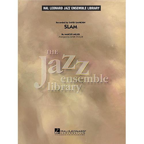 Hal Leonard Slam Jazz Band Level 4 Arranged by Mark Taylor