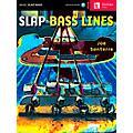 Hal Leonard Slap Bass Lines Book/CD thumbnail
