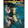 Hal Leonard Slap and Pop Technique for Guitar Book/CD thumbnail