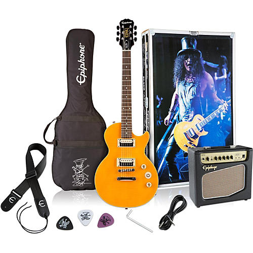 Epiphone Slash Appetite Les Paul Special-II Electric Guitar Performance Pack