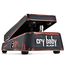 Dunlop Slash Cry Baby Classic Wah Pedal Level 1