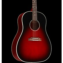 Slash J-45 Acoustic-Electric Guitar Vermillion Burst