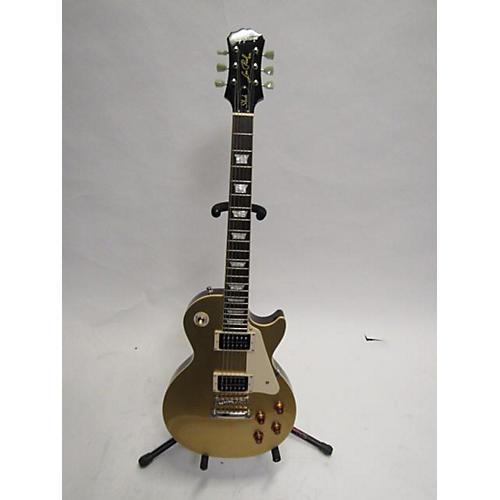 used epiphone slash signature les paul classic solid body electric guitar gold top guitar center. Black Bedroom Furniture Sets. Home Design Ideas