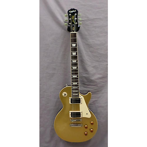used epiphone slash signature les paul goldtop solid body electric guitar guitar center. Black Bedroom Furniture Sets. Home Design Ideas