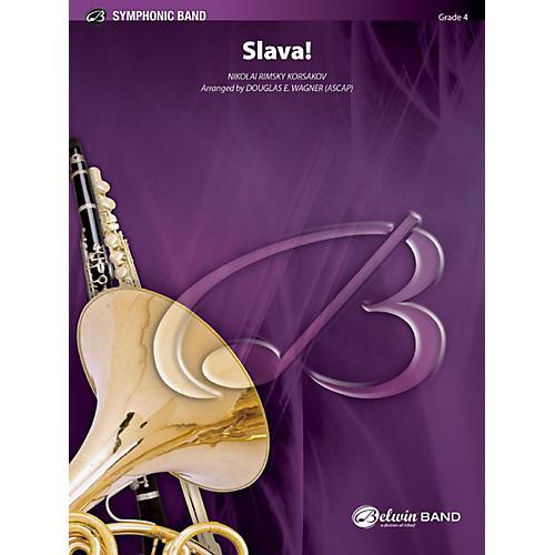 Alfred Slava Concert Band Grade 4